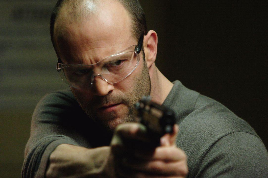Als Agent Crawford (Jason Statham) den Mörder seines Kollegen endlich ausfindig gemacht hat, beginnt ein tödlicher Kampf, bei dem nur einer überlebe... - Bildquelle: Constantin Film