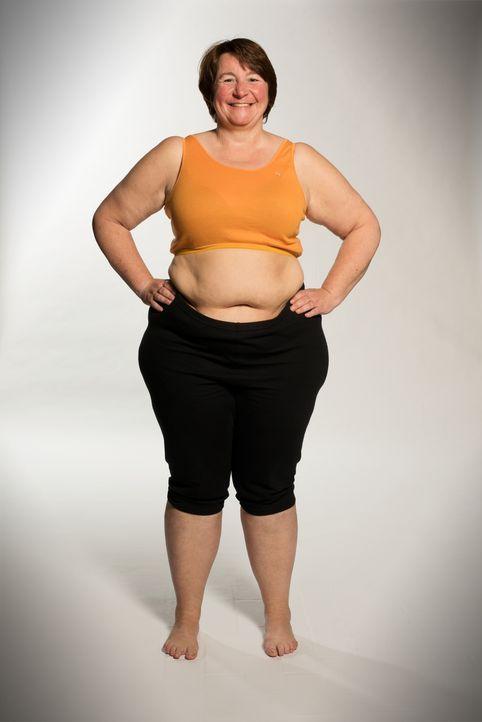 Patricia weiß, dass sie etwas tun muss, denn ihre Eltern litten an starkem Übergewicht ... - Bildquelle: Martin Rottenkolber Sat. 1