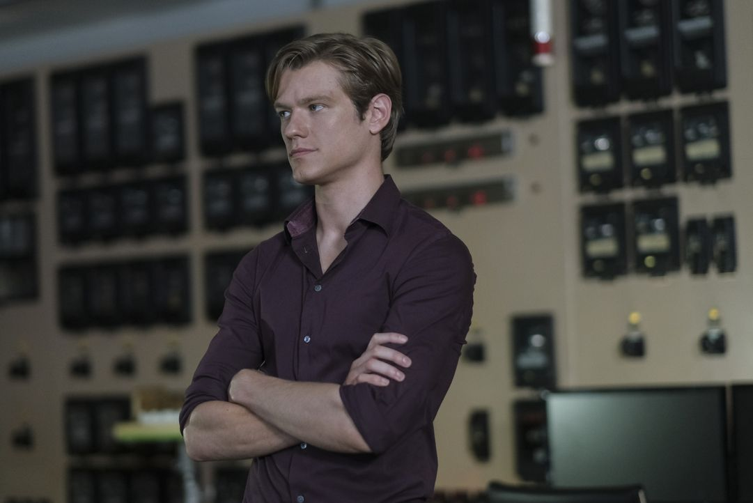 Angus MacGyver (Lucas Till) - Bildquelle: Mark Hill 2020 CBS Broadcasting, Inc. All Rights Reserved. / Mark Hill