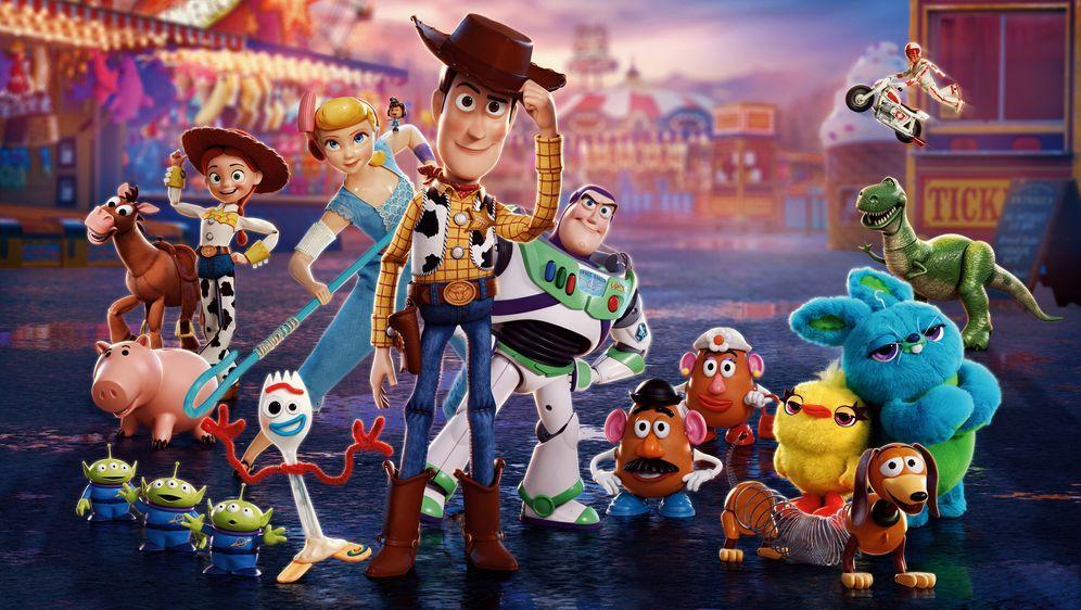 A Toy Story: Alles hört auf kein Kommando - Bildquelle: 2019 Dinsey/Pixar. All Rights Reserved.