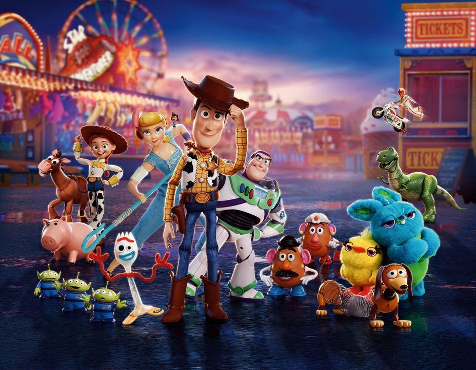 A Toy Story: Alles hört auf kein Kommando - Artwork - Bildquelle: 2019 Dinsey/Pixar. All Rights Reserved.