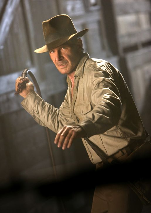 Ein neues Abenteuer beginnt: Indiana Jones (Harrison Ford) ... - Bildquelle: David James Lucasfilm Ltd. & TM. All Rights Reserved