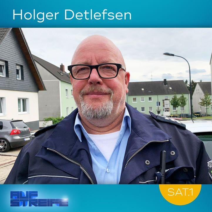 Holger Detlefsen - Bildquelle: SAT.1