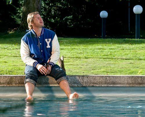 Sonne und ein kühles Bad für die Füße: Manche Dinge ändern sich nie... - Bildquelle: Martin Rottenkolber - Sat1