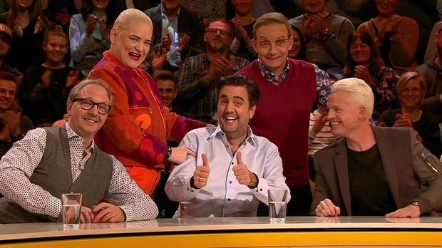 Genial Daneben - Die Comedy Arena - Genial Daneben - Die Comedy Arena - Das Geheimnis Um Das Mexikanische Hoden-seil