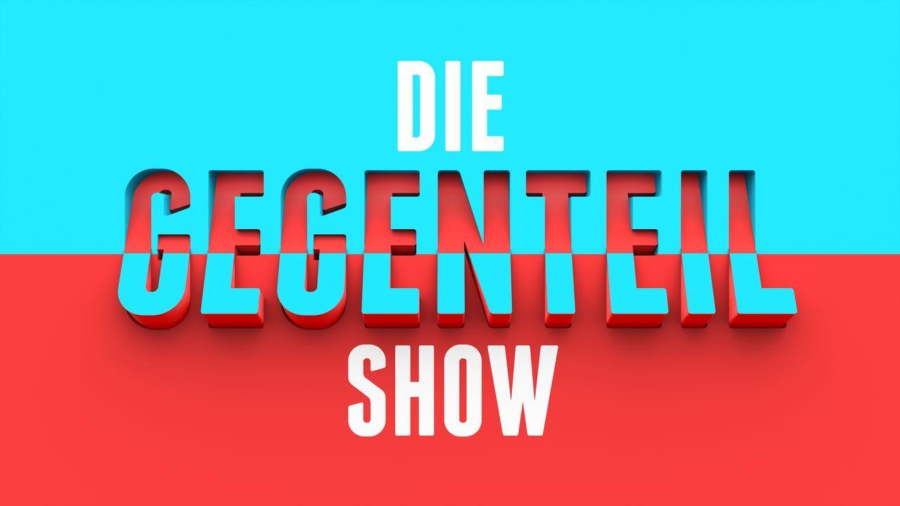 Die Gegenteilshow - Logo - Bildquelle: SAT.1