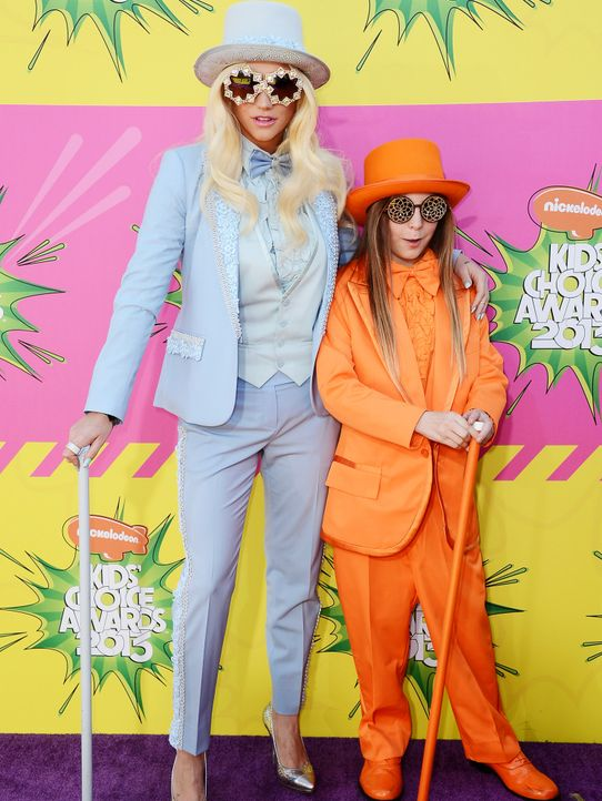 kids-choice-awards-2013-kesha-130323-getty-AFP - Bildquelle: getty-AFP