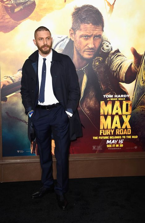 mad-max-tom-hardy-150507-getty-AFP - Bildquelle: getty-AFP