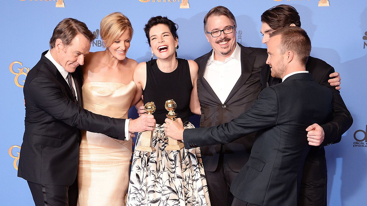 Golden-Globe-Breaking-Bad-14-01-12-AFP - Bildquelle: AFP