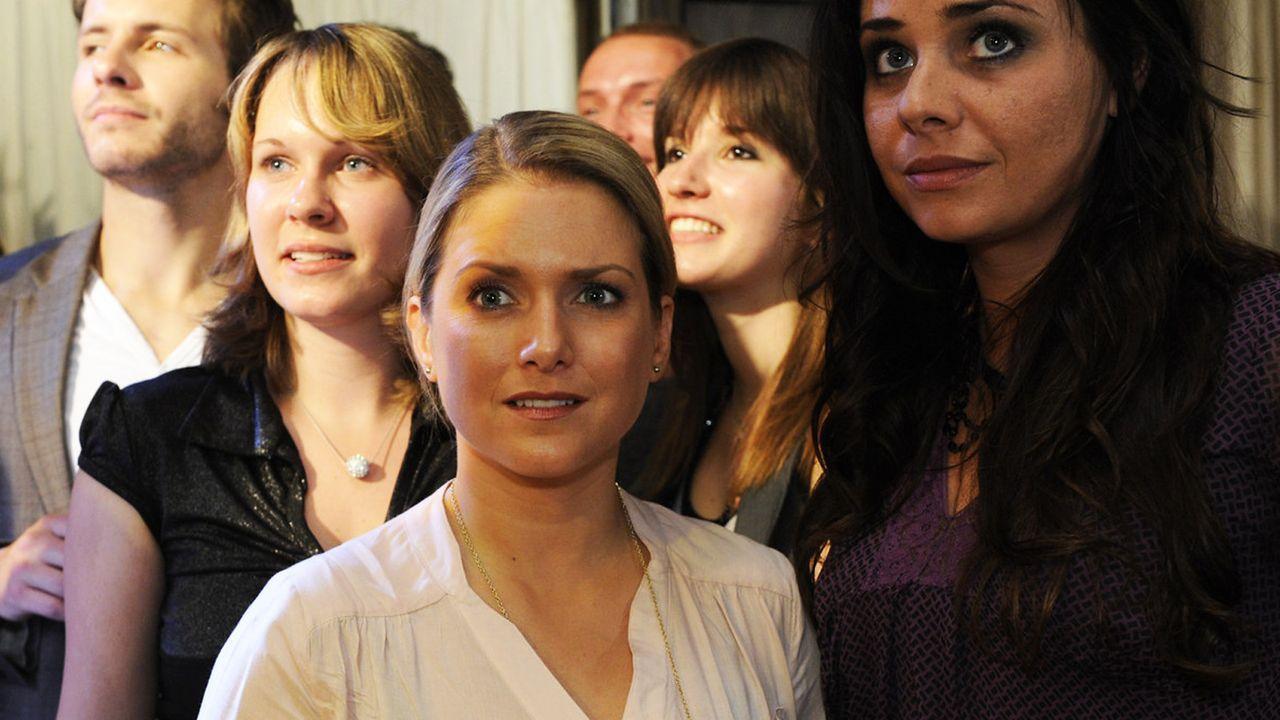 Anna-und-die-Liebe-Folge-760-02-Sat1-Claudius-Pflug - Bildquelle: SAT.1/Claudius Pflug
