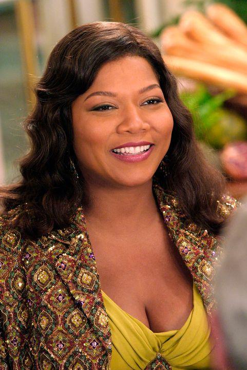 Als die Verkäuferin Georgia (Queen Latifah) erfährt, dass sie nur noch wenige Wochen zu leben hat, will sich noch ein letztes Mal so richtig austobe... - Bildquelle: 2006 by PARAMOUNT PICTURES. All Rights Reserved.
