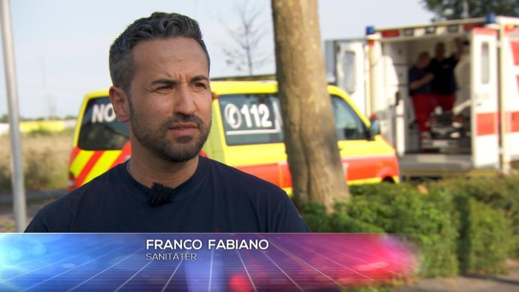Sanit+ñter - Franco Fabiano - Bildquelle: SAT.1