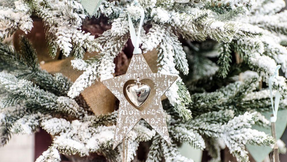 Weihnachtsdeko Lila Silber.Weihnachtsdeko Silber Statt Bunt Sat 1 Ratgeber