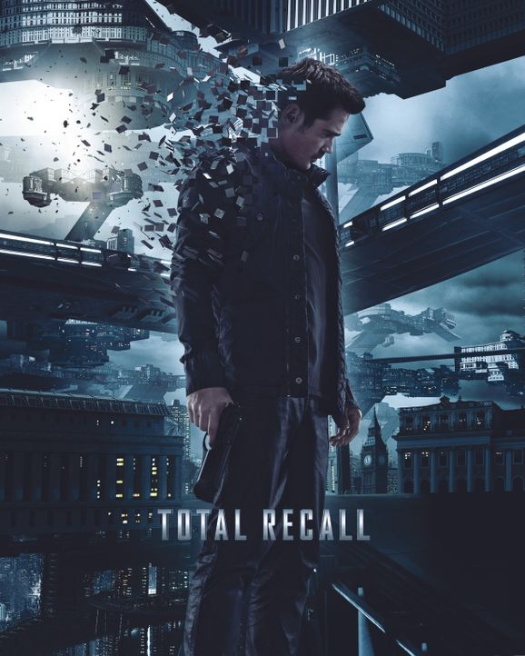 TOTAL RECALL - Plakatmotiv - Bildquelle: Michael Gibson 2012 Columbia Pictures Industries, Inc.  All Rights Reserved. **ALL IMAGES ARE PROPERTY OF SONY PICTURES ENTERTAINMENT INC. FO