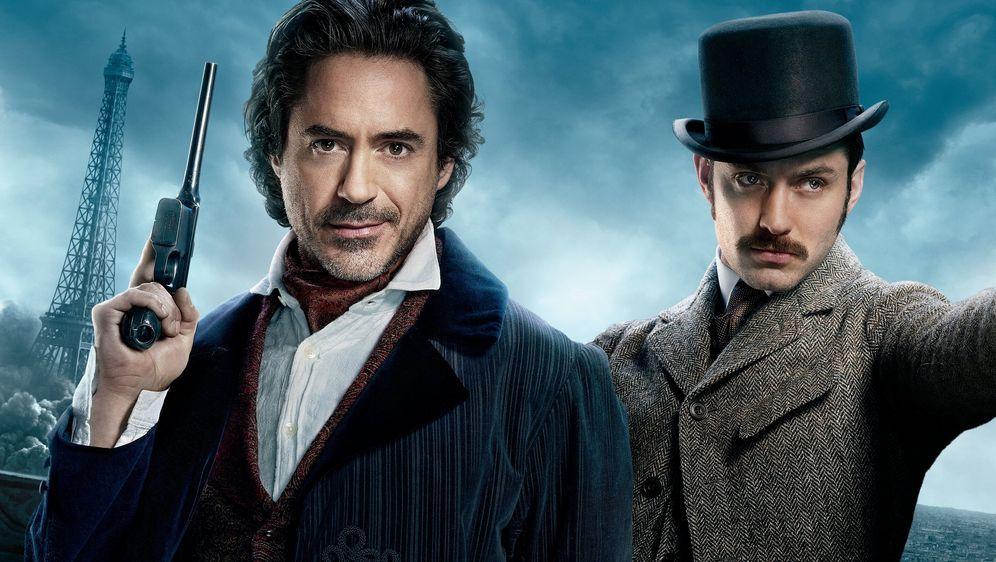 Sherlock Holmes: Spiel im Schatten - Bildquelle: Warner Bros.