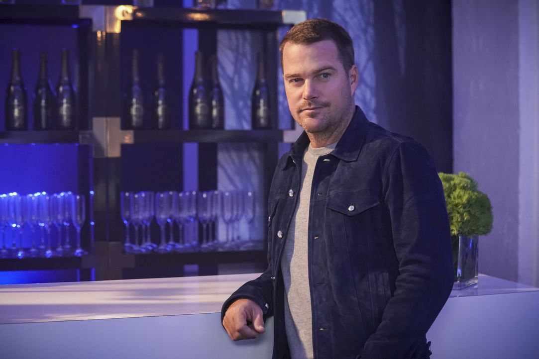 G. Callen (Chris O'Donnell) - Bildquelle: Sonja Flemming 2019 CBS Broadcasting, Inc. All Rights Reserved. / Sonja Flemming