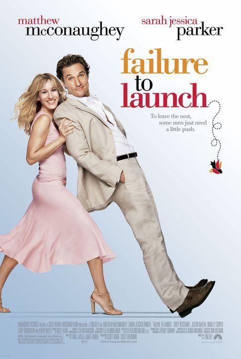 Zum Ausziehen verführt: Paula (Sarah Jessica Parker, l.) und Tripp (Matthew McConaughey, r.) ... - Bildquelle: TM &   Paramount Pictures. All Rights Reserved.