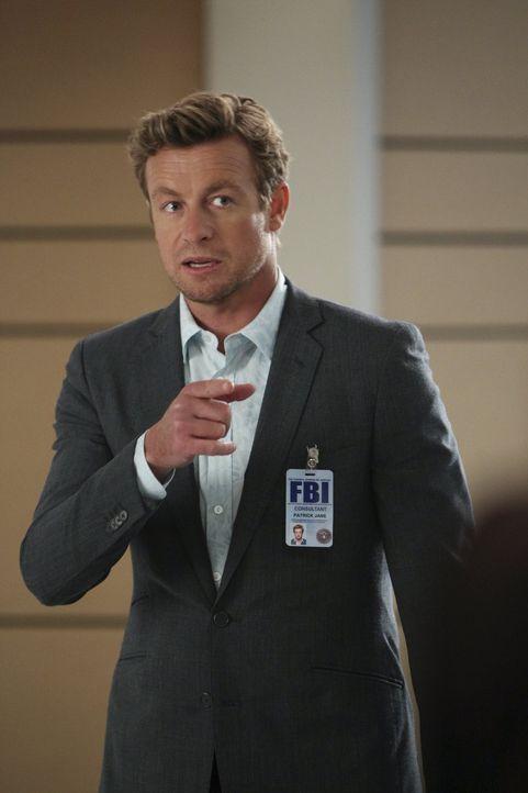 Jane (Simon Baker) gibt sich angesichts des bevorstehenden Umzugs von Lisbon gelassen. Doch wie entspannt ist er bei dem Gedanken an ihren Weggang w... - Bildquelle: Warner Bros. Television