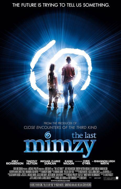 Mimzy - Meine Freundin aus der Zukunft - Plakatmotiv - Bildquelle: Warner Brothers