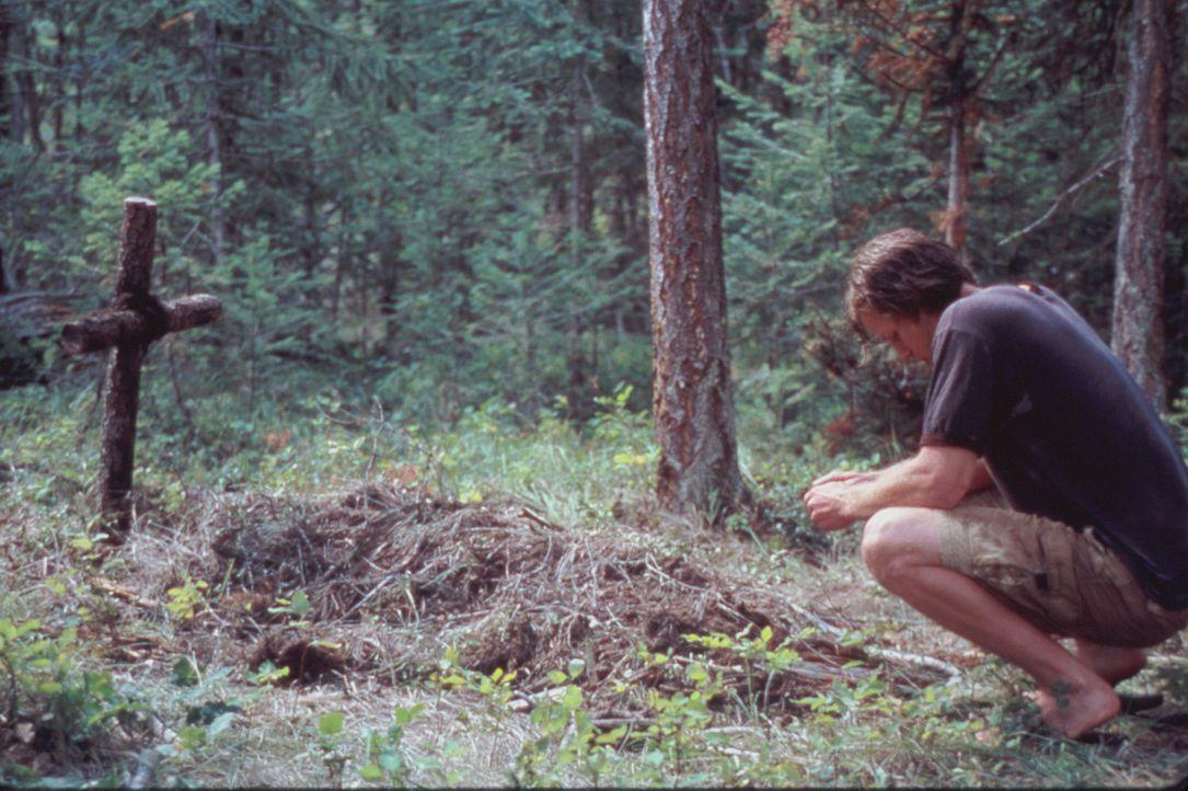 Zu spät setzen sich für Julianne die verschwommenen Teile der Vergangenheit von Mitch (Kip Pardue) zusammen - und sie ergeben eine erschreckende G... - Bildquelle: Splendid Pictures