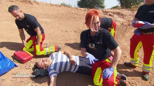 Auf Streife - Die Spezialisten - Auf Streife - Die Spezialisten - Unfall Mit Zorbing Ball