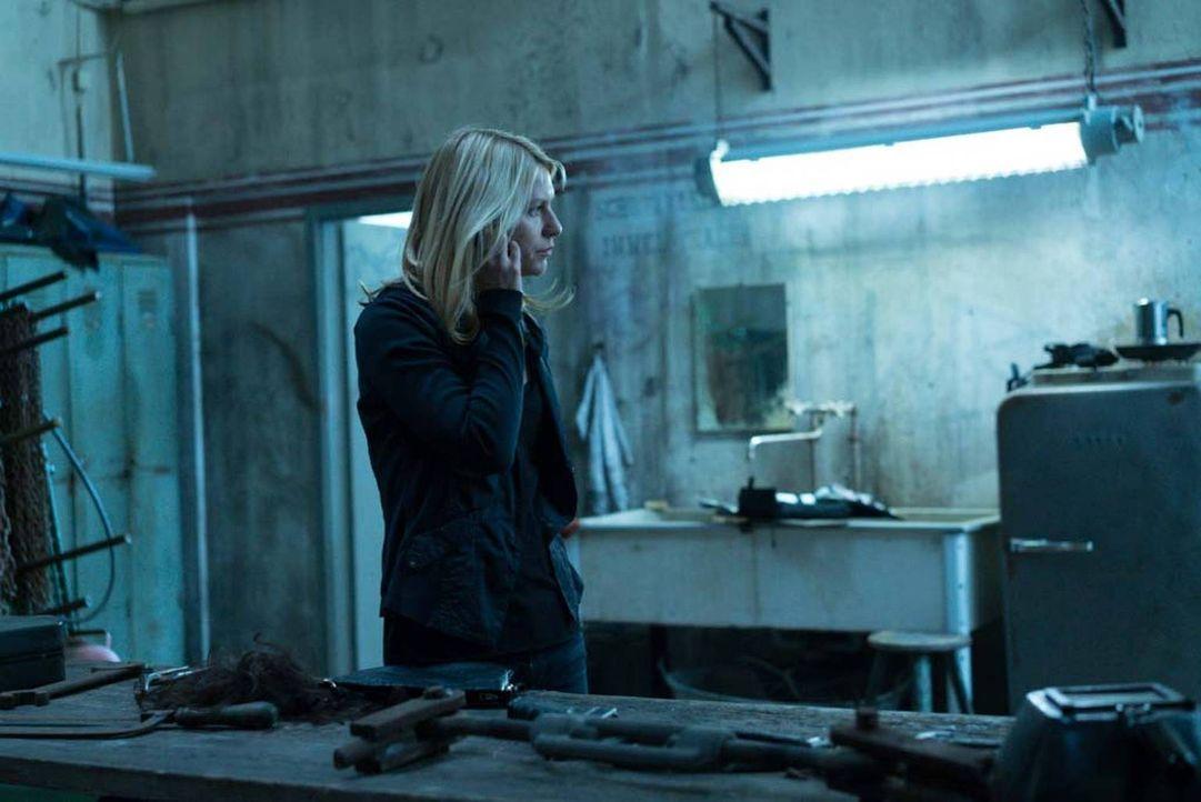 Nach und nach kommt Carrie (Claire Danes) der Antwort näher, wer sie tot sehen möchte ... - Bildquelle: Stephan Rabold 2015 Showtime Networks, Inc., a CBS Company. All rights reserved.