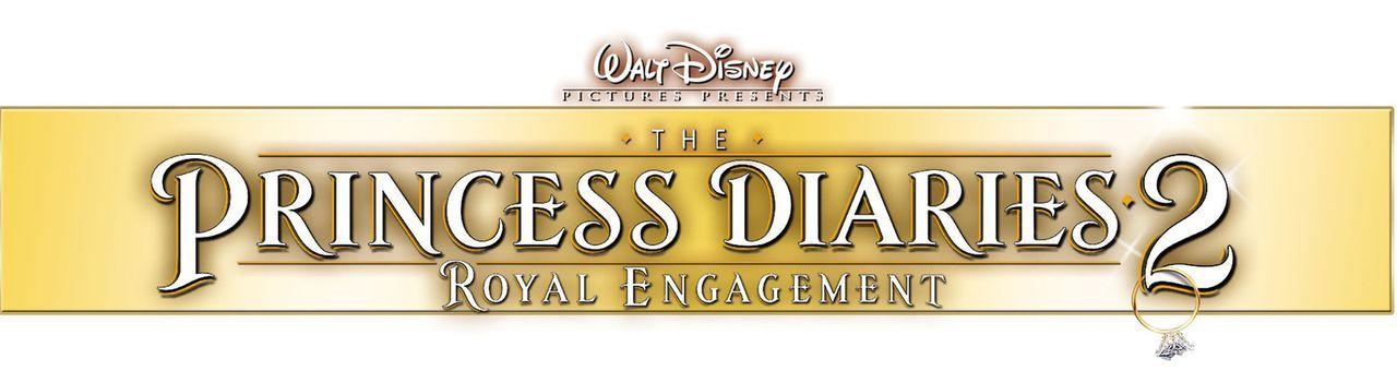 """""""Plötzlich Prinzessin 2"""" - Logo - Bildquelle: Disney Enterprises, Inc. All rights reserved"""