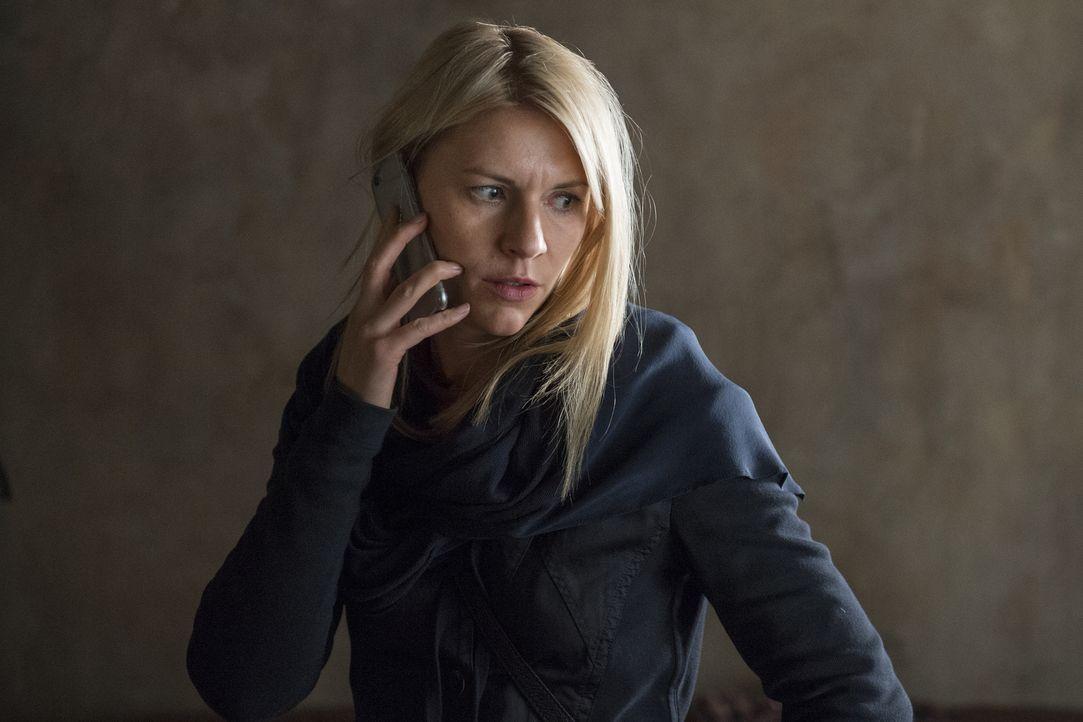 Um den angekündigten Anschlag auf Berlin zu verhindern, verfolgt Carrie (Claire Danes) eine Spur, während Allison ihren letzten Auftrag von dem russ... - Bildquelle: Stephan Rabold 2015 Showtime Networks, Inc., a CBS Company. All rights reserved.