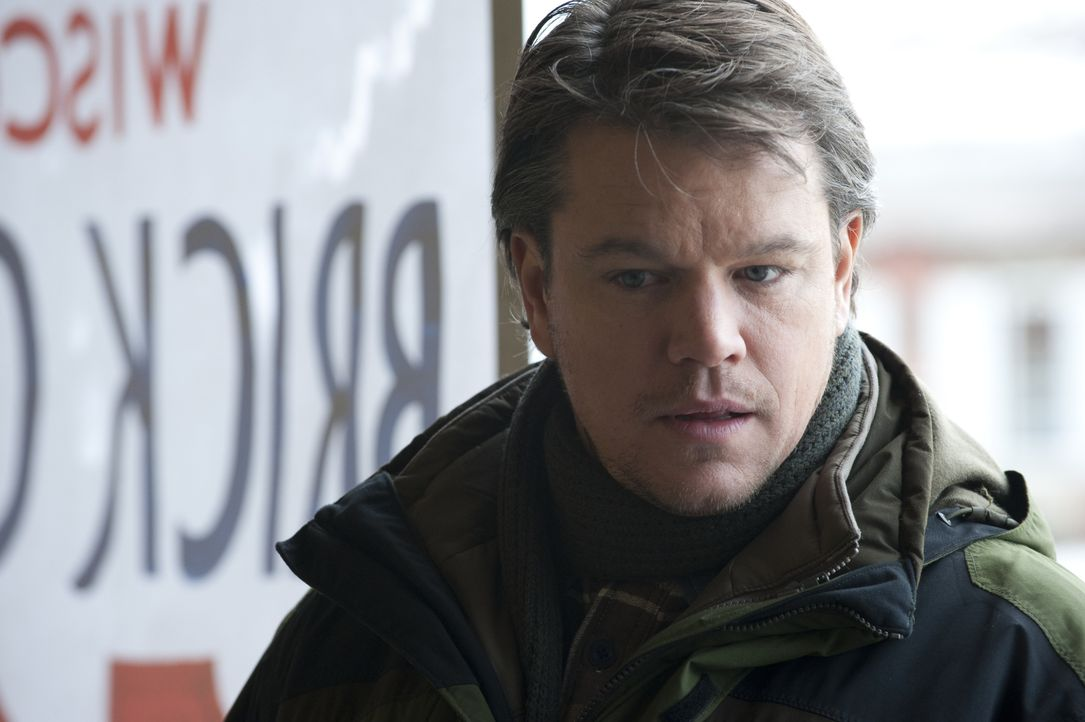 Mitch Emhoff (Matt Damon) - Bildquelle: Warner Bros. Entertainment Inc.