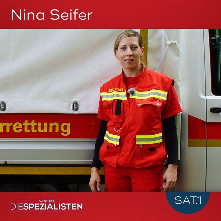 Nina Seifer - Bildquelle: SAT.1