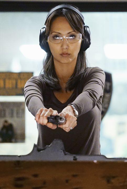 Eiskalt und berechnend: Dennoch hat Zhang (Linda Park) ein Geheimnis ... - Bildquelle: Richard Cartwright ABC Studios