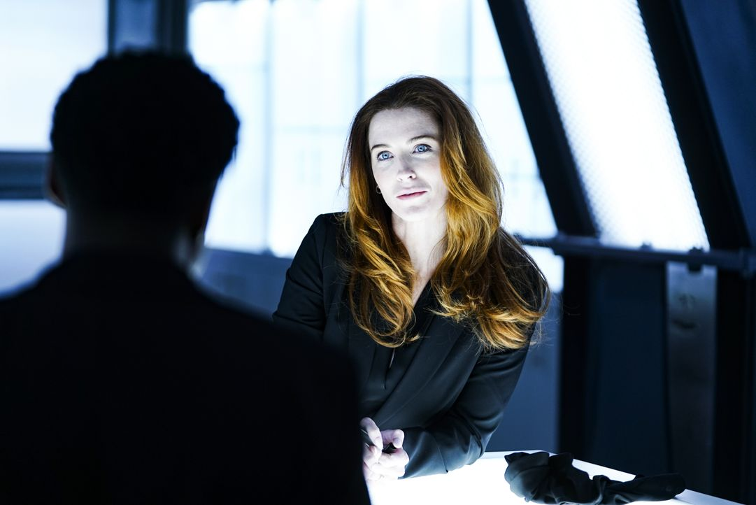 Charlotte Cole (Bridget Regan) - Bildquelle: Richard DuCree 2018 CBS Broadcasting, Inc. All Rights Reserved