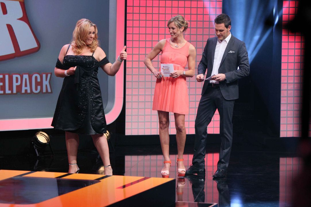 the-biggest-loser-finale-5 - Bildquelle: Sat.1/Hempel
