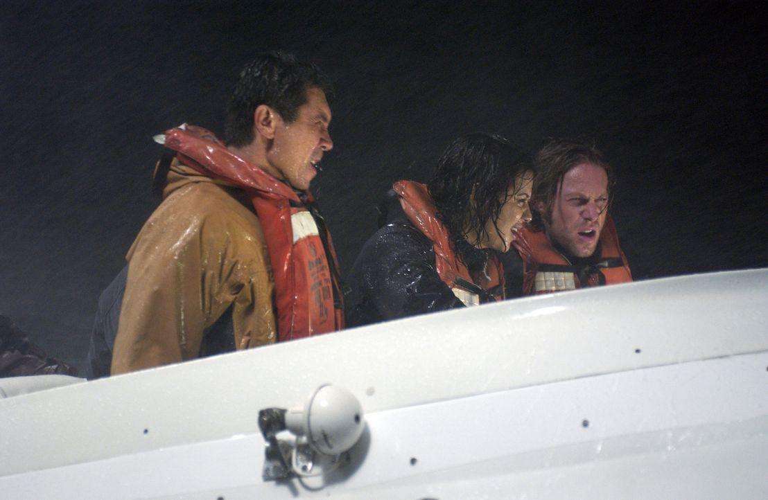Bruce' (Michael Rodgers) Beobachtungen lassen ihn zu dem Schluss kommen, dass die Navy sich irrt und das Falsche tun wird. Damit würde alles aufhöre... - Bildquelle: The Sci-Fi Channel