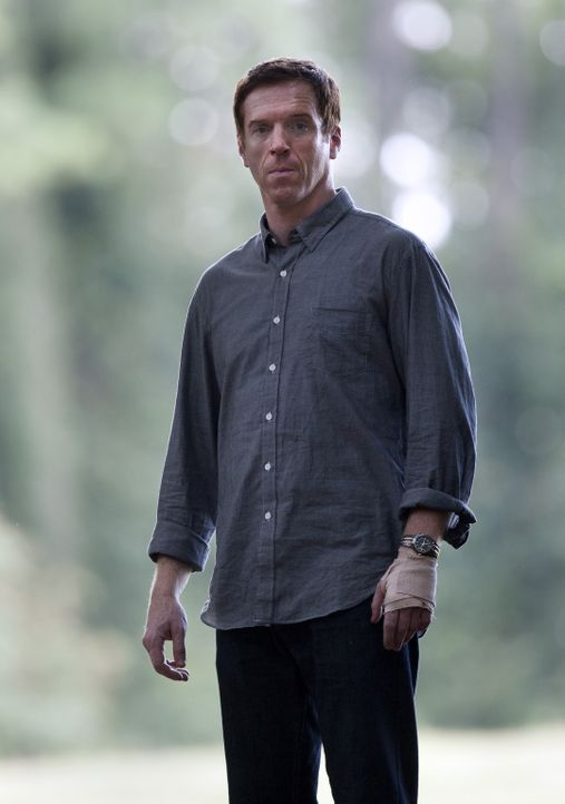 Erhält einen neuen Auftrag von Roya: Brody (Damien Lewis) ... - Bildquelle: 20th Century Fox International Television
