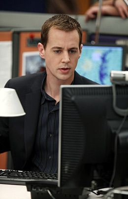 Dem Täter auf der Spur: McGee (Sean Murray). - Bildquelle: CBS Television