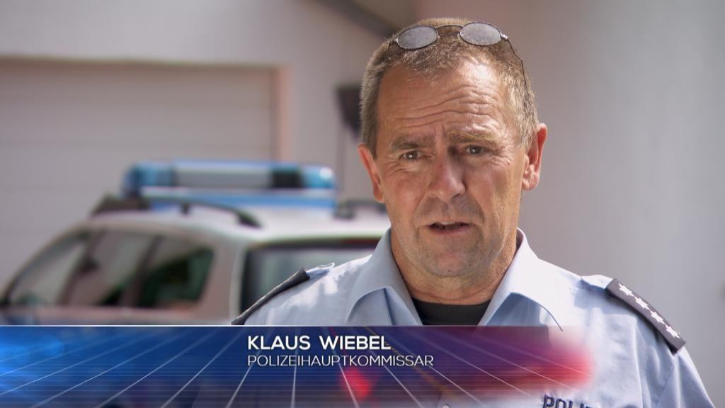 POL - Klaus Wiebel - Bildquelle: SAT.1