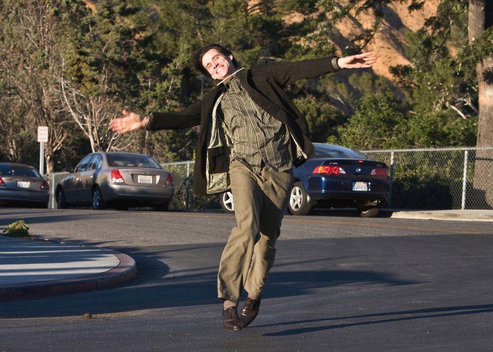 Totalverweigerer Carl Allen (Jim Carrey) steht in einer Sackgasse: Weil er beruflich wie privat alles ablehnt, was das Leben zu bieten hat, steckt e... - Bildquelle: Warner Bros.