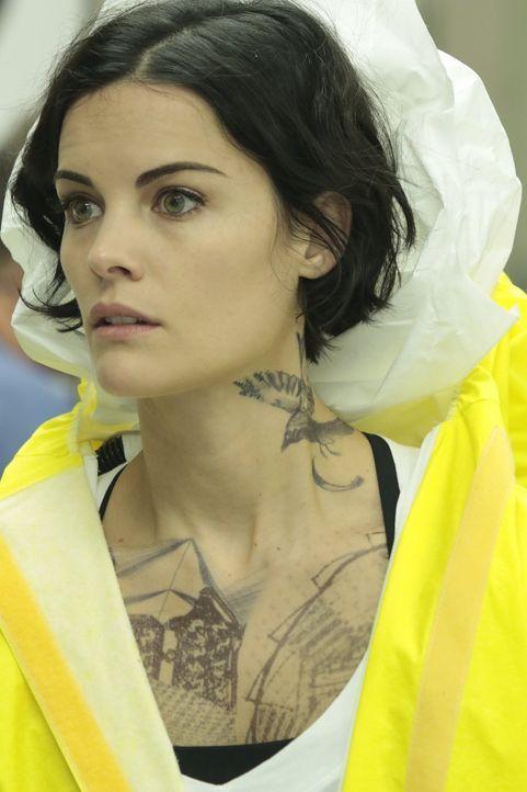 Wird sie ihrer Identität einen Schritt näher kommen? Jane (Jaimie Alexander) ... - Bildquelle: Warner Brothers