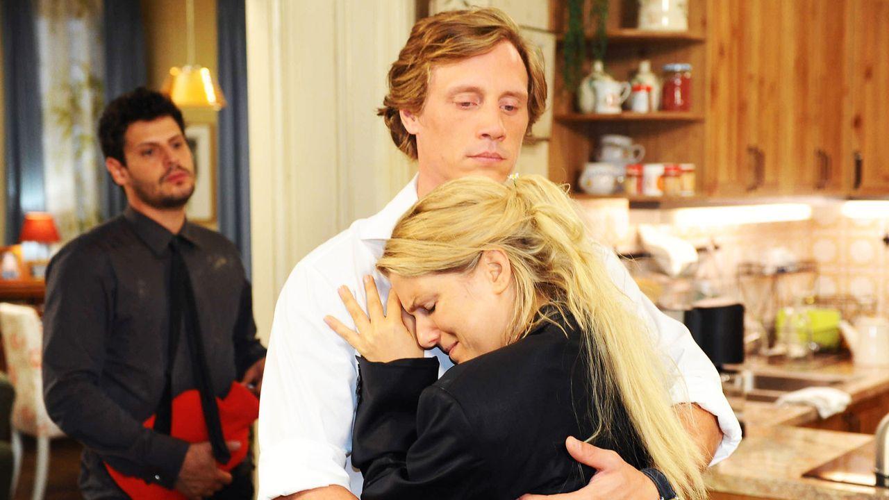 Anna-und-die-Liebe-Folge-801-01-Sat1-Oliver-Ziebe - Bildquelle: SAT.1/Oliver Ziebe