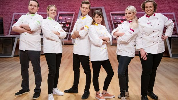 Das Große Backen - Die Profis - Das Große Backen - Die Profis - Das Große Finale: Welches Profi-team Gewinnt Den Goldenen Cupcake?