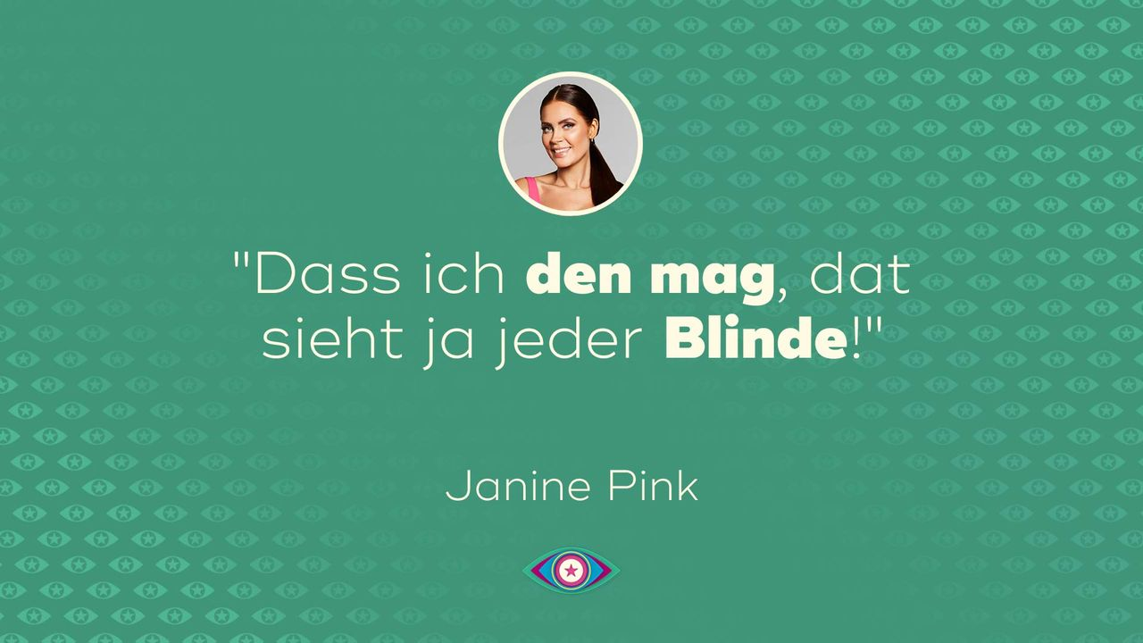 """Promi Big Brother"" 2019: Janine - Blinde Tag 7"
