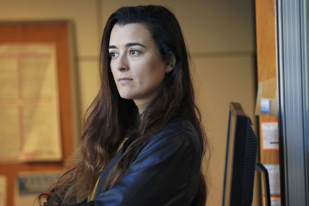 Ziva David (Cote de Pablo) - Bildquelle: Bill Inoshita 2019 CBS Broadcasting, Inc. All Rights Reserved. / Bill Inoshita