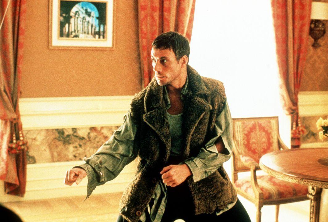 Kaum hat Anti-Terror-Spezialist Jack (Jean-Claude Van Damme) in seinem Hotel in Rom eingecheckt, schickt ihm der gefährliche Terrorist Stavros sein... - Bildquelle: Columbia TriStar