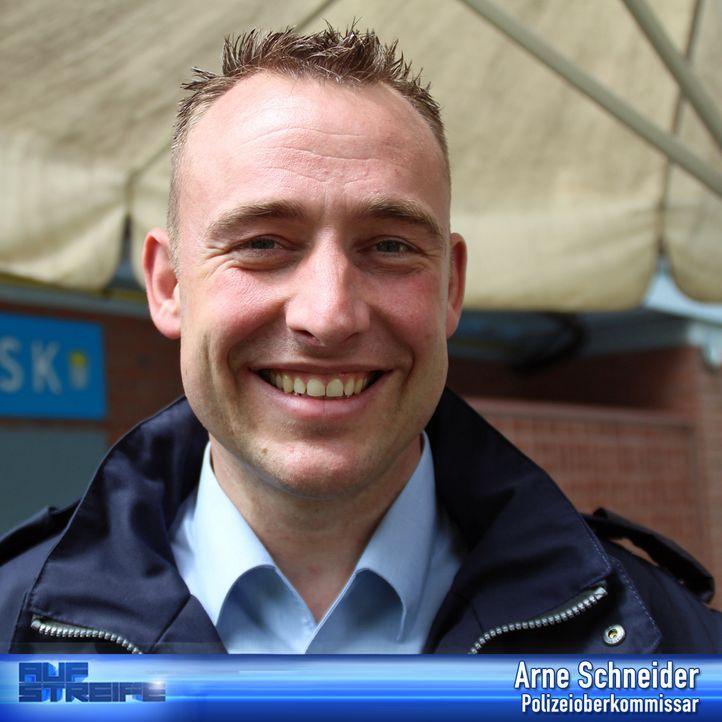 Arne Schneider - Bildquelle: SAT.1