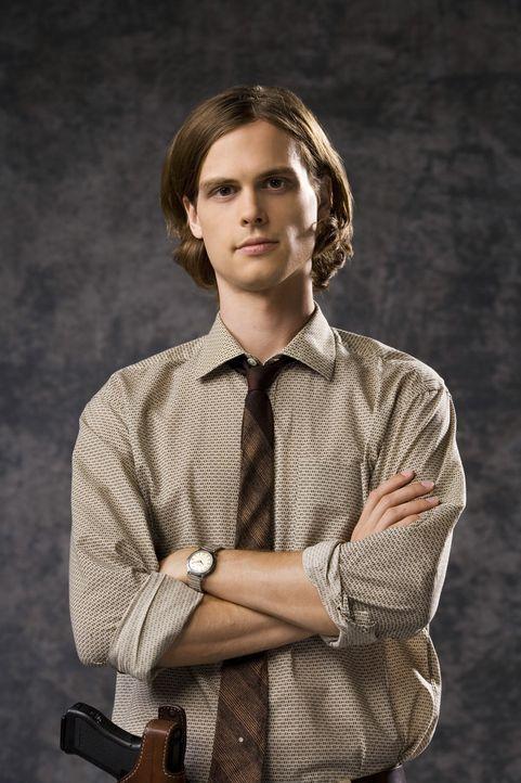 (3. Staffel) - Einer der klügsten Köpfe, die das FBI zu bieten hat: Dr. Spencer Reid (Matthew Gray Gubler) ... - Bildquelle: Touchstone Television