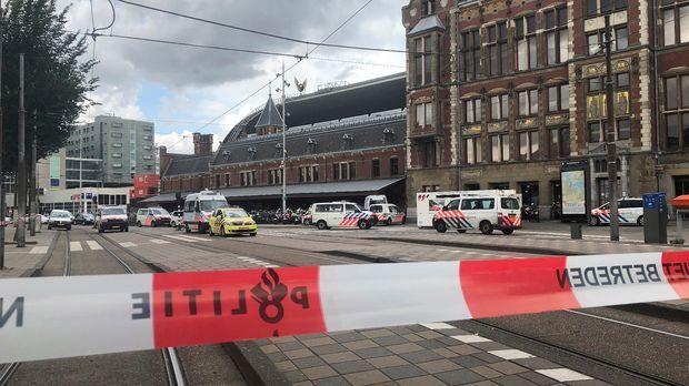 Amsterdam Anschlag