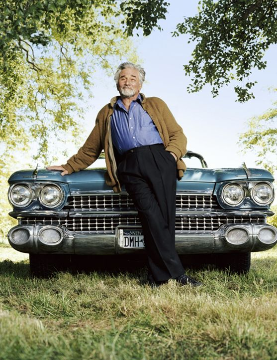 Begibt sich mit seinem Enkel auf eine große Entdeckungsreise: James Morse (Peter Falk) ... - Bildquelle: CBS International Television