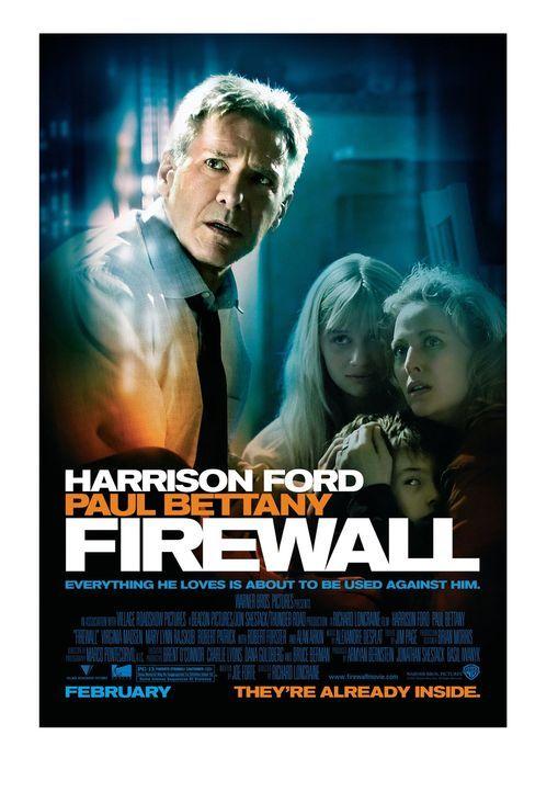 FIREWALL - Plakatmotiv - Bildquelle: Warner Bros. Pictures