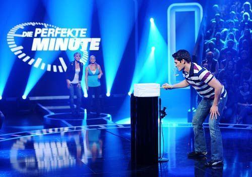 Die perfekte Minute - Bilder vom Singles-Special - Bildquelle: Willi Weber - Sat1